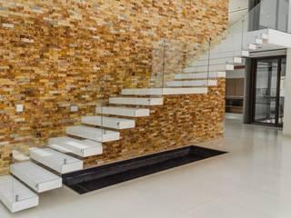 Stairs by García Puente Arquitectos, Modern