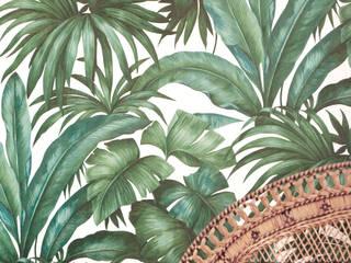 Cuartos de estilo tropical de MM STUDIO - INTERIORS BERLIN Tropical