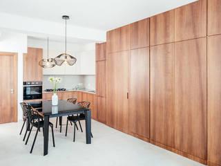 Built-in kitchens by manuarino architettura design comunicazione
