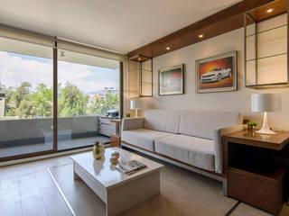 Modern Living Room by Klover Modern