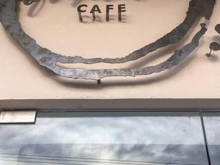 Familia Café [Guanajuato, Gto.] 3C Arquitectos S.A. de C.V. Gastronomía de estilo moderno Metal Gris