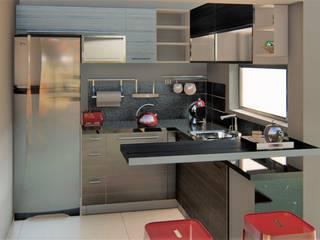 casa bioclimatica de steel Minimalista