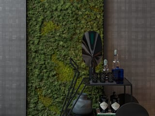 Vertical Garden - Jardim Vertical e Paisagismo Corporativo Salones de eventos
