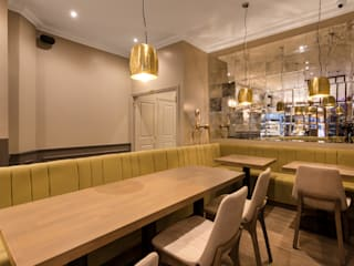 Diyarbakir Restaurant - Haringey by IS AND REN STUDIOS LTD Modern