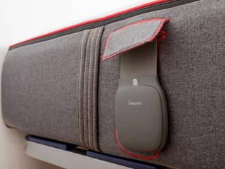 Sensor inteligente colchon morfeo: Dormitorios de estilo  de Colchón Morfeo. El mejor colchón para tu descanso.