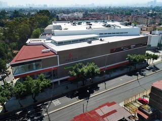 Pasaje Ferrería: Centros Comerciales de estilo  por Grow Arquitectos