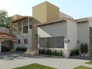 Casa Arteaga, Arteaga Casas coloniales de TAR ARQUITECTOS Colonial