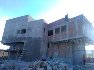 Casa GC Casas minimalistas de CSR ARQUITECTURA Minimalista