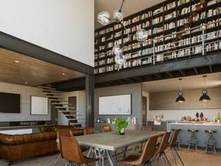 Diseño de interiores: Comedores de estilo moderno por CSR ARQUITECTURA