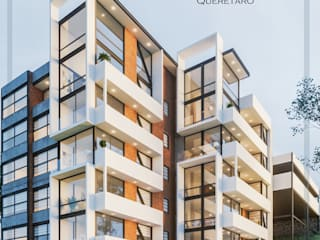 Belleview: Casas de estilo moderno por CSR ARQUITECTURA