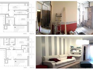 Casa ENEA di Farre+Stevenson Architettura Moderno
