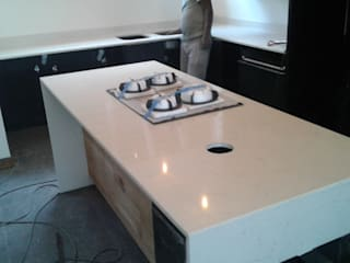 Built-in kitchens by Gramatile cc / GMT Granite