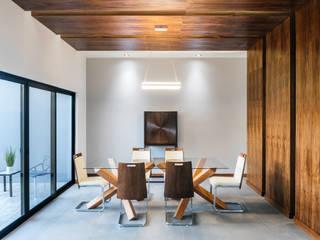 RESIDENCIA CSF-6906: Salas de estilo  por Villalobos Image Maker
