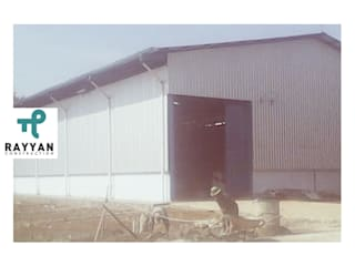 Design and Build Chemical Factory Rumah Gaya Industrial Oleh Eco-House Indonesia Industrial