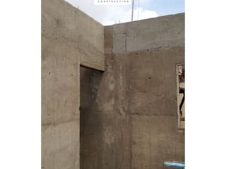 Design and Build Instant Concrete House Ruang Keluarga Minimalis Oleh Eco-House Indonesia Minimalis