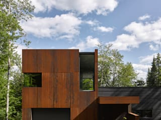 Main Taunus Kreis Moderne Häuser von Ecologic City Garden - Paul Marie Creation Modern