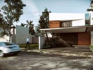 CASA RZ de AR Studio Moderno