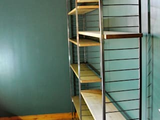 bibliothèque modulable  :  de style  par BEDUCHAUD EBENISTE