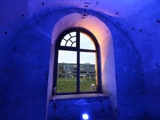 Futurologischer Kongress Ingolstadt 2018 Industriale Veranstaltungsorte von Lichtlandschaften Industrial