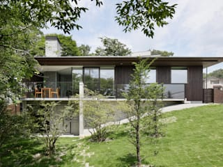 Asian style houses by atelier137 ARCHITECTURAL DESIGN OFFICE Asian
