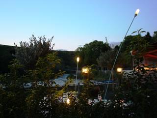 Ristorante Bella Vista Moderne Bars & Clubs von Lichtlandschaften Modern