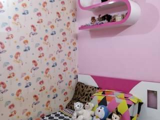 Design Tales 24 غرفة نوم بنات Pink