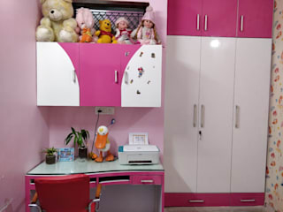 Design Tales 24 Girls Bedroom Pink