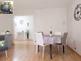Home staging 95:  de style  par Art's Déco val d'oise