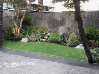 熱島秘境 根據 大地工房景觀公司 古典風