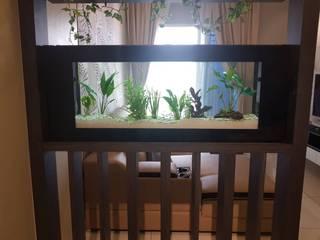 See Through Divider Aquarium: tropical  by Seazone Innovative Sdn Bhd, Tropical