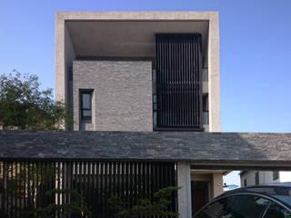 黃耀德建築師事務所 Adermark Design Studio Rumah tinggal