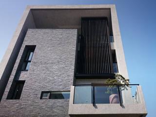 黃耀德建築師事務所 Adermark Design Studio Single family home