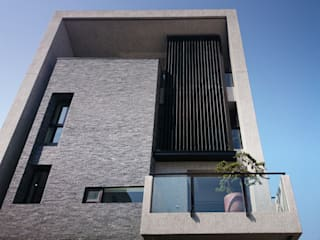 黃耀德建築師事務所 Adermark Design Studio Окремий будинок