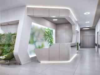 Alfa Tıp Merkezi Modern Hastaneler VERO CONCEPT MİMARLIK Modern