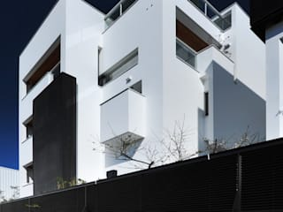 黃耀德建築師事務所 Adermark Design Studio Detached home