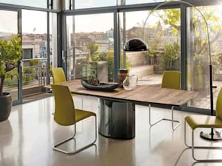 Adler Extendable Table:   by IQ Furniture