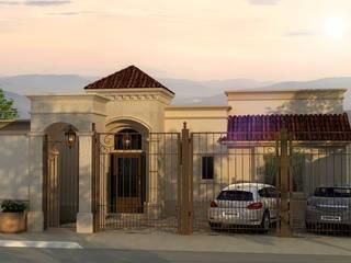 Maclovio, Saltillo Casas clásicas de TAR ARQUITECTOS Clásico