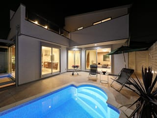 PROSPERDESIGN ARCHITECT OFFICE/プロスパーデザイン Piscines privées