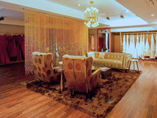 buy beaded curtain, screen, room divider, hanging sculpture for interiors, decor and furnishing:   by Memories of a Butterfly: bead curtains/screens/installations/Hanging Sculptures
