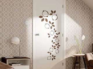 GEMMA DOOR: Porte interne in stile  di Studio Maiden
