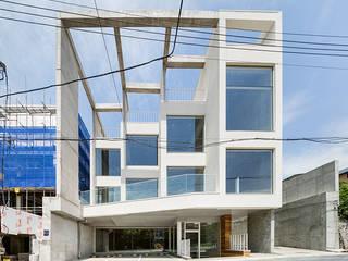 사각사각 | 강남구 역삼동 근린생활시설: 보편적인 건축사사무소의  상업 공간