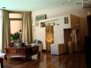 Casa DS Livings modernos: Ideas, imágenes y decoración de Módulo 3 arquitectura Moderno