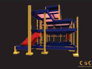 Residência em Conselheiro Lafaiete - MG por CBC Engenharia