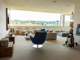 dome4u - domotica - integração - engenharia Multimedia roomAccessories & decoration Glass Transparent