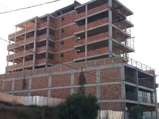 Edifício Residencial / Comercial Casas modernas por CBC Engenharia Moderno