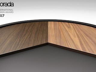 CYCLE COFFEE TABLE:  in stile  di Studio Maiden