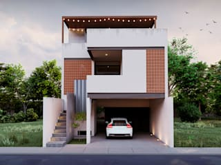 Casa Paulo de T+G Moderno