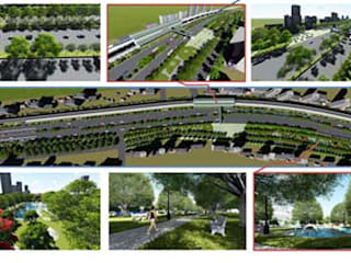 Thiết kế cảnh quan bởi Công Ty TNHH Phát Triển Dự Án Song Nam Nhiệt đới