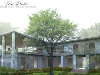 The Pulo : modern  by Lifestorey Studio, Modern