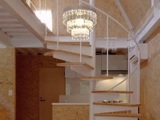 アービア設計事務所의  계단